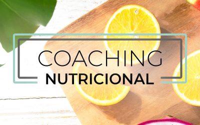 Coaching nutricional para cambiar tu alimentación