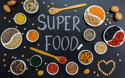 Los superfoods: ¿incorporarlos a tu cambio de hábitos?