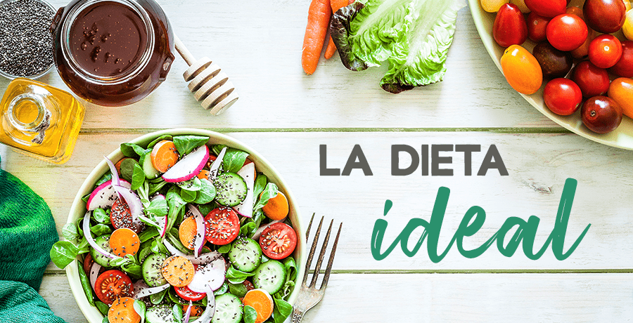 ¿Qué dieta sigo?